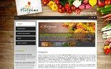 screenshot http://www.hotgame.fr hotgame - une gamme de 200 légumes originaux