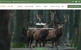 screenshot http://www.huntingpleasure.com Agence de chasse