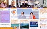 screenshot http://www.hypnose-ericksonienne.org a propos d'hypnose ericksonienne et thérapie brève