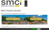 screenshot http://www.i2g-immobilier.com location appartements besançon - i2g immobilier