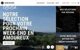 screenshot http://www.iguide-hotels.com/ weekend pas cher