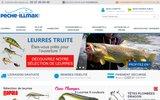 screenshot http://www.illmax.com magasin pêche