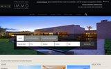 screenshot http://www.immo-maroc.com immobilier marrakech