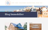 screenshot http://www.immobilier-maroc-tanger.com 1ère  agence immobiliére à tanger