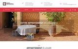 screenshot http://www.immohammedia.com immobilier maroc