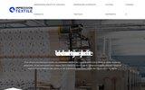 screenshot http://www.impressiontextile.net/ i tex : sérigraphie, de broderie, d'impression numérique