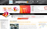 screenshot http://www.imprimeo.fr/ imprimeur en ligne
