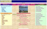 screenshot http://www.infobretagne.com bretagne : histoire, patrimoine et noblesse.