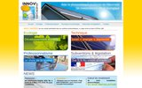 screenshot http://www.innovenergies.com photovoltaique vosges