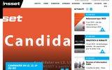 screenshot http://www.insset.u-picardie.fr insset