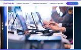 screenshot http://www.internet-concept.fr Création de site Internet