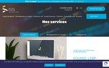 screenshot http://www.isis.be logiciels de comptabilité et de gestion mac/pc