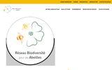 screenshot http://www.jacheres-apicoles.fr/ bonnes pratiques pour la biodiversité