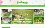 screenshot http://www.jardinage.fm/ jardinage.fm
