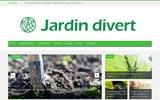 screenshot http://www.jardindivert.com/ entretien de jardin