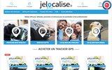 screenshot http://www.jelocalise.fr gps