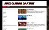 screenshot http://www.jeux-guerre-gratuit.fr jeux guerre gratuit