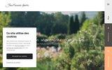 screenshot http://www.jfgustin.be/ entretien de jardins brabant wallon