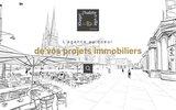 screenshot http://www.jhabiteenville.fr immobilier bordeaux, agence immobilière à bordeaux