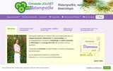 screenshot http://www.jolivet-naturopathe.fr/ Christelle JOLIVET, Naturopathe sur Orléans