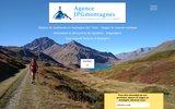 screenshot http://www.jpgmontagnes.com jpgmontagnes - séjours nature et bien-être