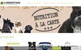 screenshot http://www.lacroquetterie.com/ la croquetterie