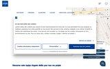 screenshot http://www.laforet-immobilier-balma.com laforêt immobilier balma