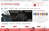 screenshot http://www.le-couteau-suisse.com couteau suisse