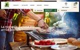 screenshot http://www.le-vosgien-gourmet.fr/ le vosgien gourmet, produits régionaux