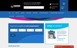screenshot http://www.leader-ink.com/ votre cartouche jet d'encre à bas prix livrée à domicile.
