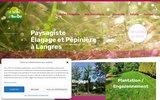 screenshot http://www.lebrindherbe.fr Le Brin d'Herbe