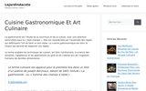 screenshot http://www.lejardindacote.com restaurant traiteur le jardin d'à côté - marseille