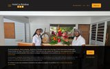 screenshot http://www.lerotabas.com hotel guadeloupe