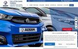 screenshot http://www.leroy-sans-permis.com/ voiture sans permis à corbeil-essonnes 91100