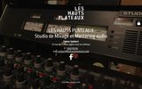 screenshot http://www.leshautsplateaux.com les hauts plateaux mastering