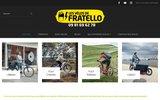 screenshot http://www.lesvelosdefratello.com vélo électrique