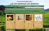 screenshot http://www.levindepasselesbornes.com salon des vins
