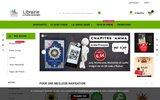 screenshot http://www.librairie-sana.com librairie musulmane