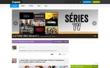 screenshot http://www.liony74.skyrock.com station du massif des brasses 74