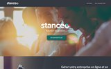 screenshot http://www.logiciel-affichage-dynamique.com affichage dynamique