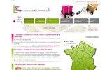 screenshot http://www.logistique-e-commerce.fr logistique e-commerce