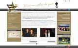 screenshot http://www.lokosportevenements.com/ loko sport événements: événementiel sportif