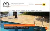 screenshot http://www.lombarde.net/ Ponçage de parquet