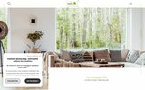 screenshot http://www.loreeverte-immobilier.com gestion locative toulouse