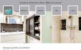 screenshot http://www.m2-scene.com/ cabinet architecte paris architecture intérieur p