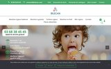 screenshot http://www.machines-glaces-italiennes.fr machine a glace italienne a prix discount