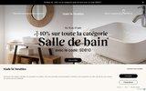 screenshot http://www.made-in-meubles.com/ vente en ligne de meubles, canapés, luminaires