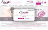 screenshot http://www.magneto-therapie.fr epixen bien-être