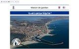 screenshot http://www.maisondegardian.com séjour insolite en camargue aux saintes maries