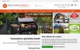 screenshot http://www.maisons-repas-services.fr maisons repas services